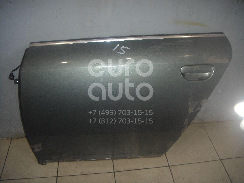 Дверь задняя левая для Audi Allroad quattro 2000-2005 - Фото №1