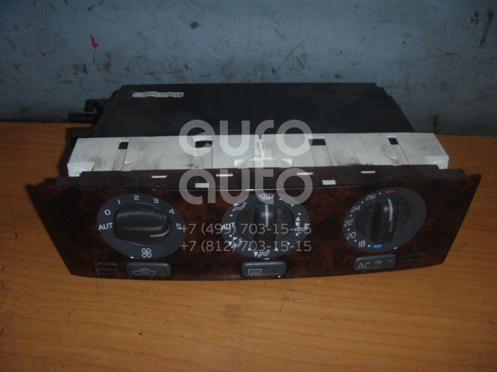 Блок управления климатической установкой для Volvo S40 2001-2003 - Фото №1