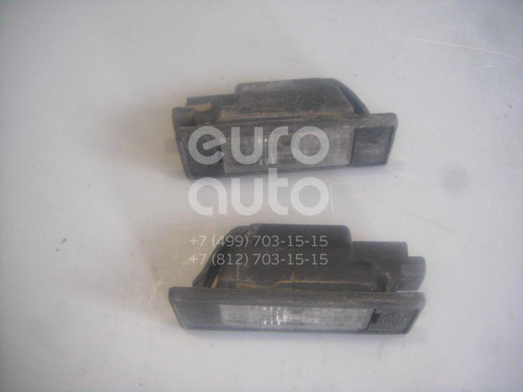 Фонарь подсветки номера для Nissan,Infiniti Pathfinder (R51) 2005-2014;Micra (K11E) 1992-2002;Note (E11) 2006-2013;Primera P12E 2002-2007;QX56 (JA60) 2004-2009;NV200 (M20) 2009> - Фото №1