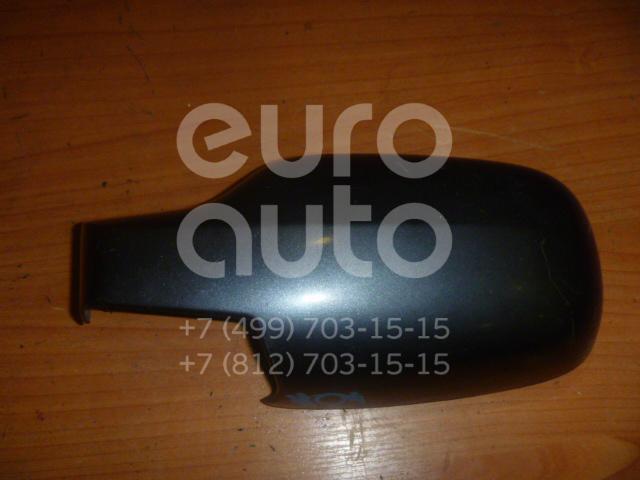 Крышка корпуса зеркала левого для Renault Scenic 2003-2009 - Фото №1