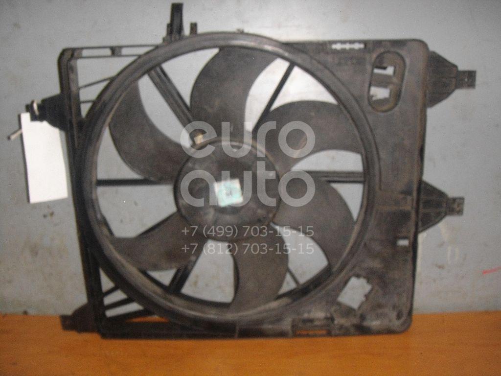 Вентилятор радиатора для Renault Clio II/Symbol 1998-2008 - Фото №1