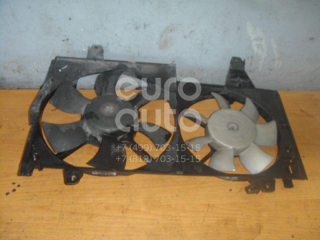 Вентилятор радиатора для Volvo S40 2001-2003 - Фото №1