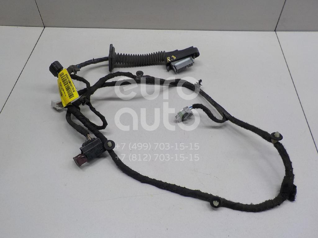 Купить Проводка (коса) Chevrolet Aveo (T300) 2011-; (95936154)