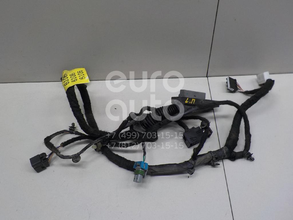 Купить Проводка (коса) Chevrolet Aveo (T300) 2011-; (95936106)