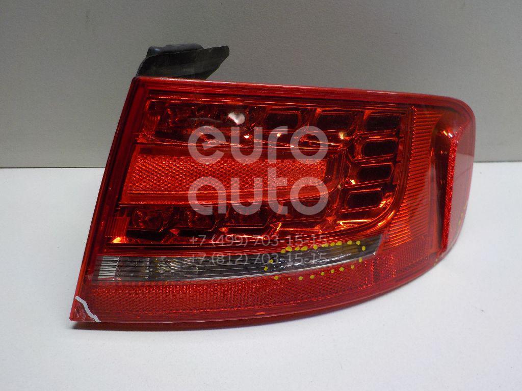 Фонарь задний наружный правый для Audi A4 [B8] 2007-2015;A4 [B8] Allroad 2010-2015 - Фото №1