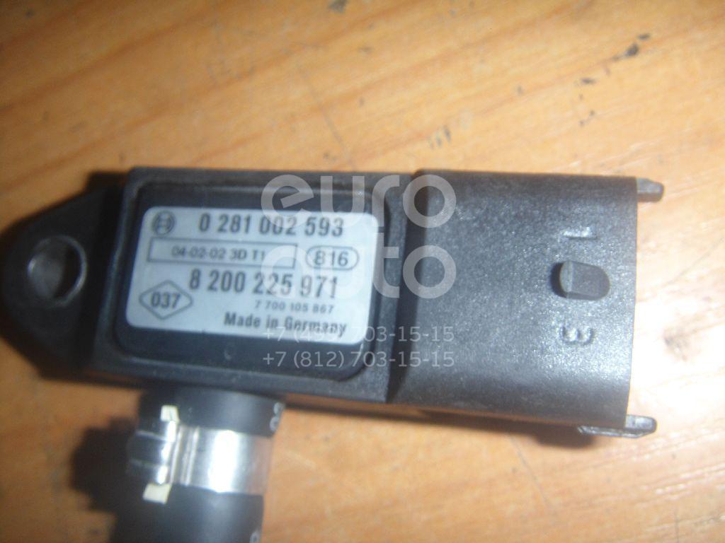 Датчик абсолютного давления для Renault Kangoo 2003-2007;Logan 2005-2014;Clio/Symbol 1998-2008;Trafic 2001> - Фото №1