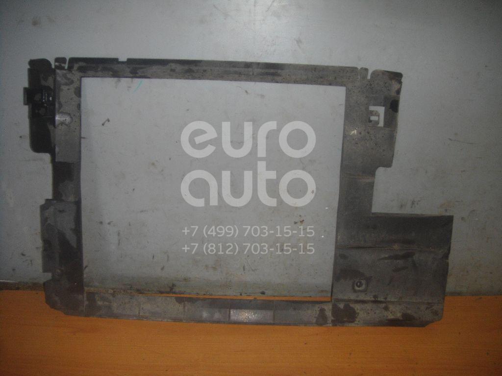Воздуховод для Renault Kangoo 2003-2007 - Фото №1