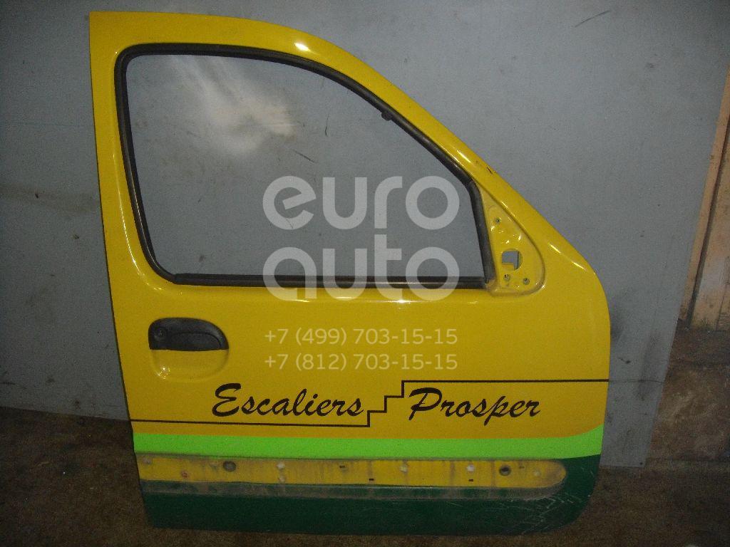 Дверь передняя правая для Renault Kangoo 2003-2008 - Фото №1