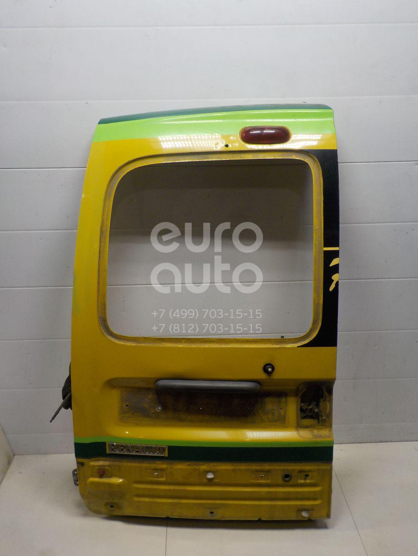 Дверь багажника левая для Renault Kangoo 2003-2007 - Фото №1