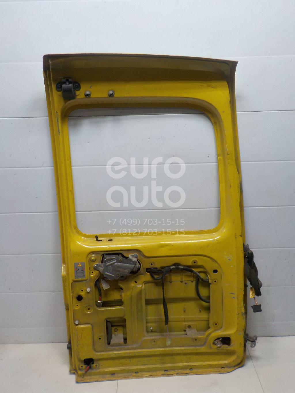 Дверь багажника левая для Renault Kangoo 2003-2008 - Фото №1