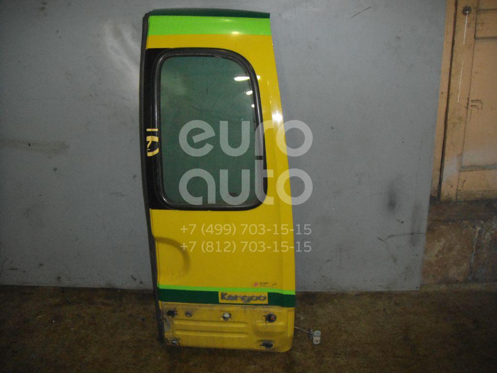 Дверь багажника правая для Renault Kangoo 2003-2008 - Фото №1