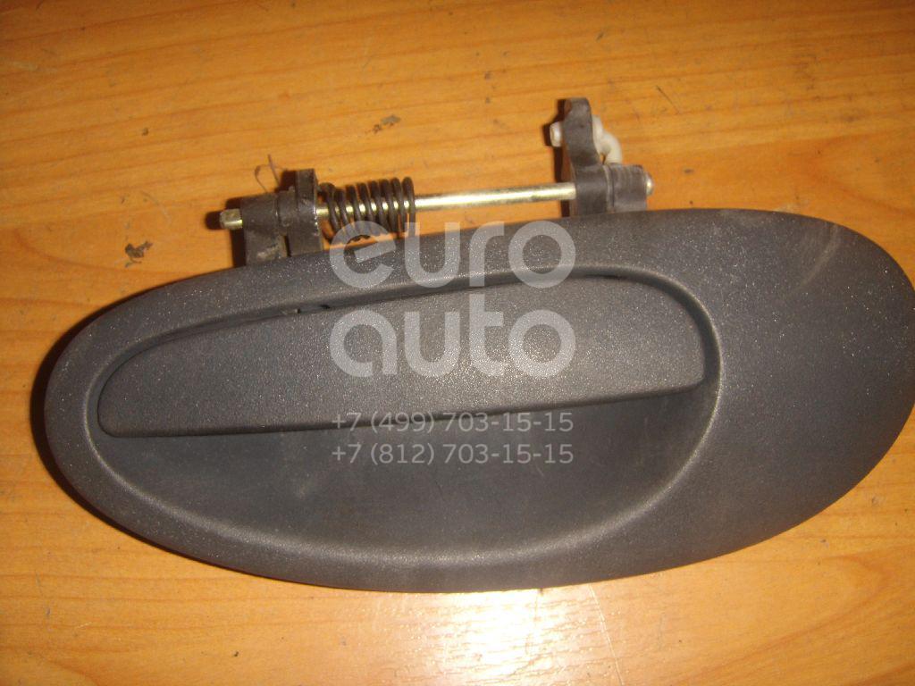 Ручка двери задней наружная левая для Chrysler Sebring/Dodge Stratus 2001-2007 - Фото №1