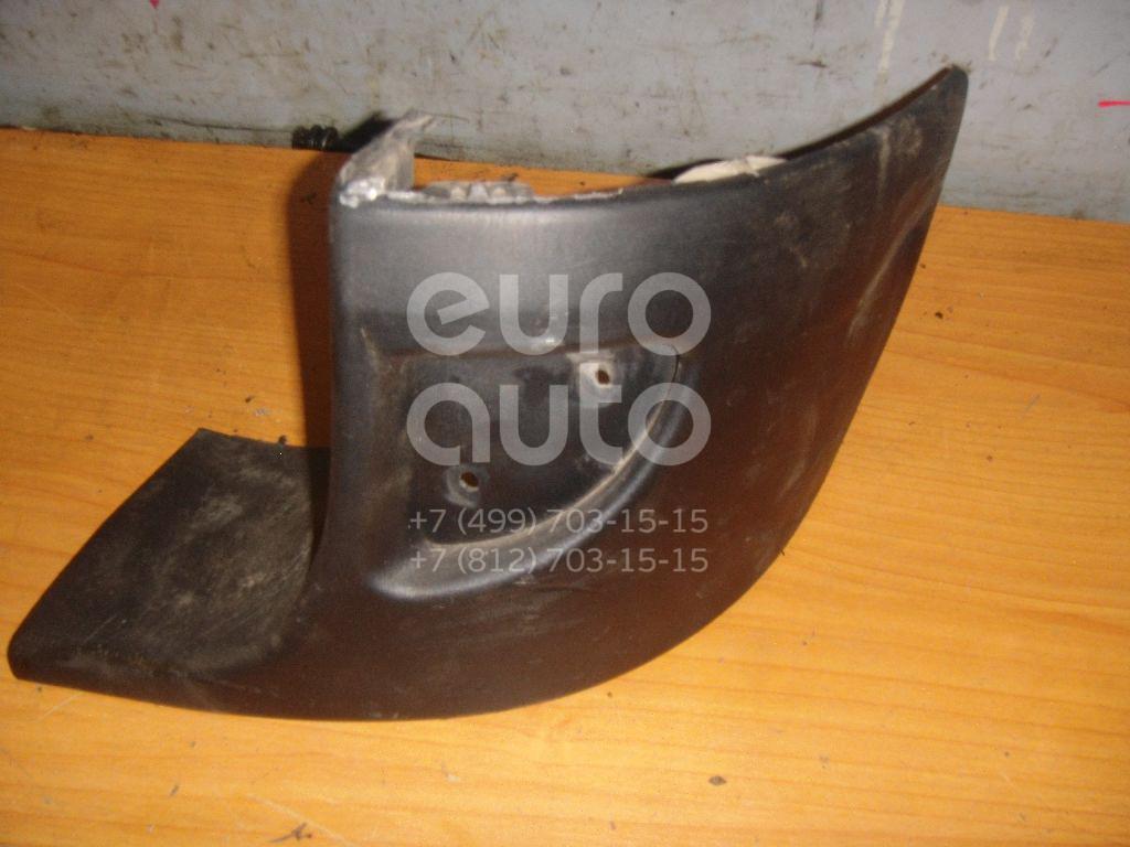 Накладка заднего бампера правая для Renault Kangoo 2003-2007 - Фото №1