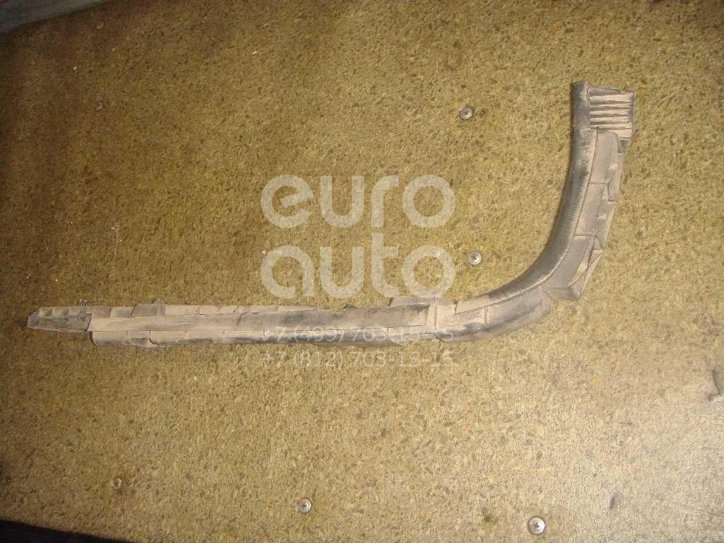 Направляющая заднего бампера левая для VW Transporter T4 1996-2003 - Фото №1