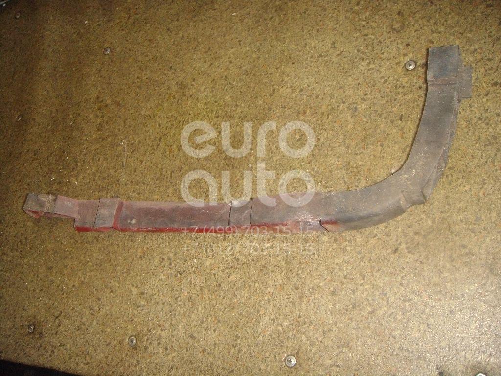 Направляющая заднего бампера правая для VW Transporter T4 1996-2003 - Фото №1