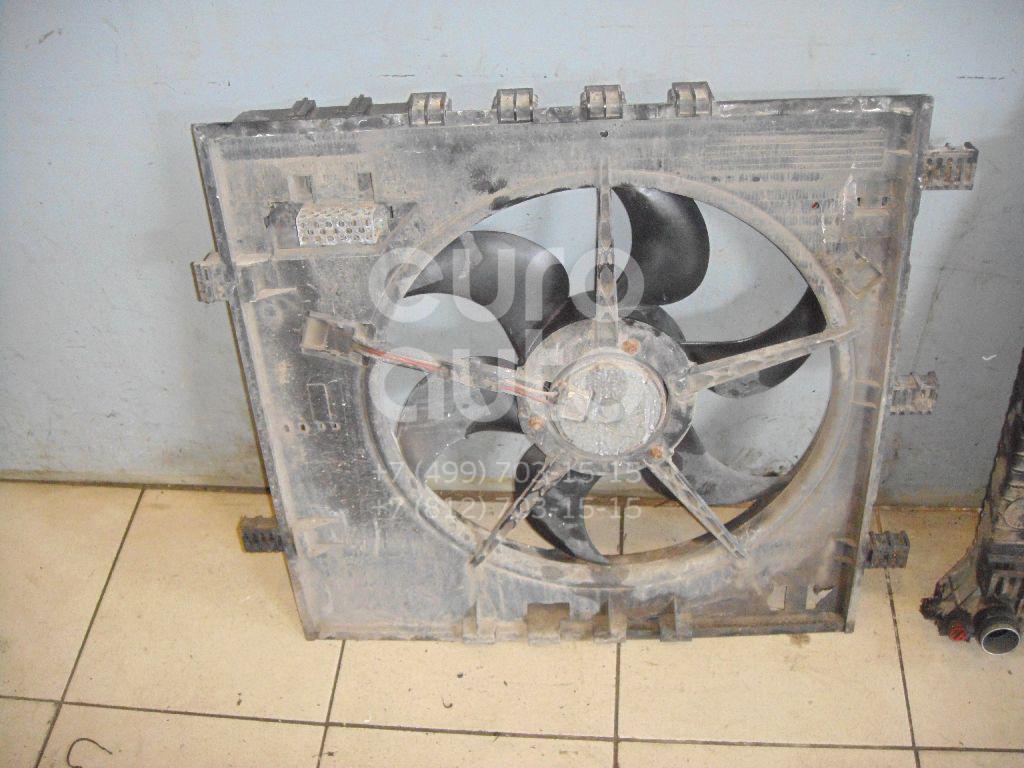 Вентилятор радиатора для Mercedes Benz Vito (638) 1996-2003 - Фото №1