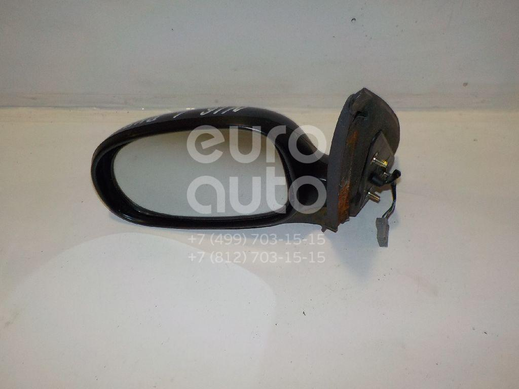 Зеркало левое электрическое для Nissan Almera N16 2000-2006 - Фото №1