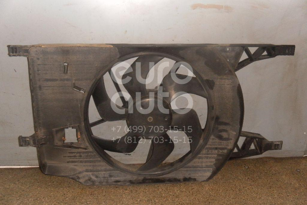 Вентилятор радиатора для Renault Laguna II 2001-2008 - Фото №1