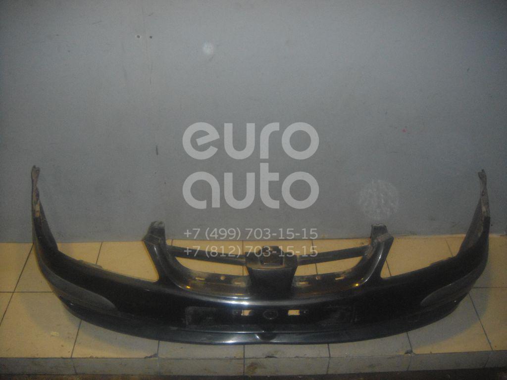 Бампер передний для Nissan Almera N16 2000-2006 - Фото №1