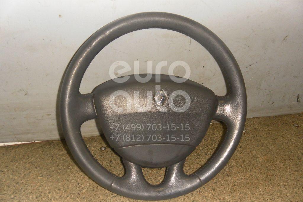 Рулевое колесо с AIR BAG для Renault Laguna II 2001-2008 - Фото №1