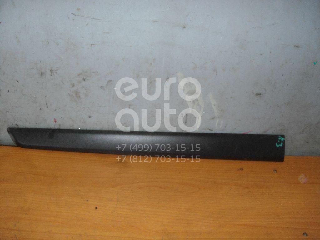 Молдинг заднего крыла правого для Renault Kangoo 2008> - Фото №1
