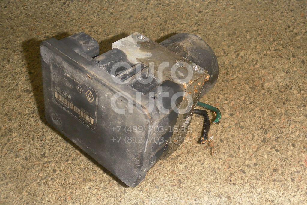 Блок ABS (насос) для Renault Laguna II 2001-2008 - Фото №1