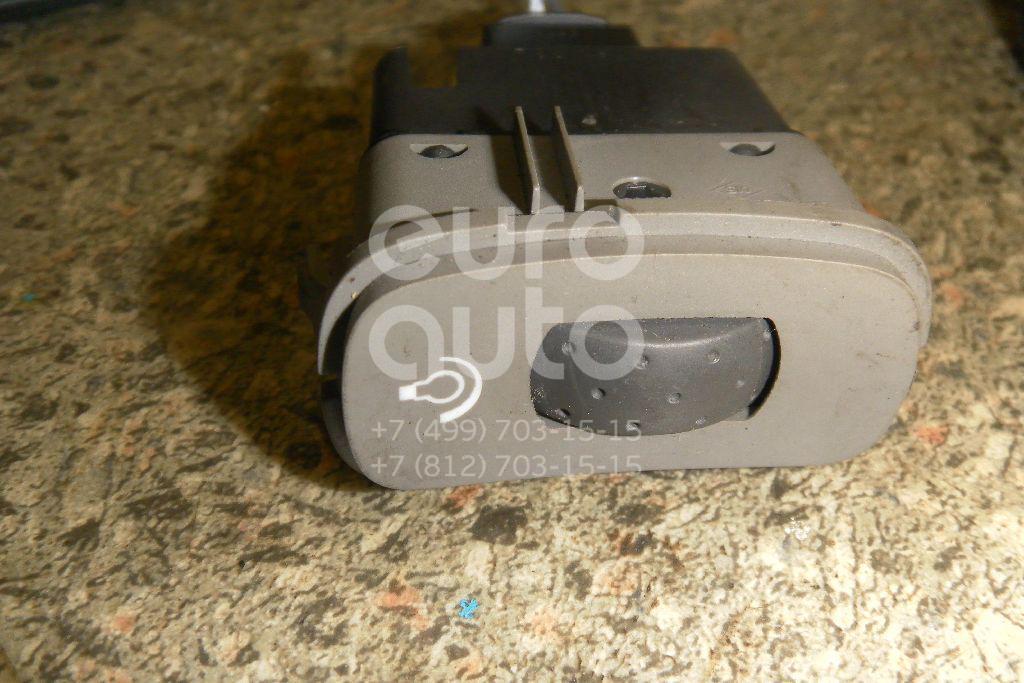 Кнопка освещения панели приборов для Renault Laguna II 2001-2008 - Фото №1