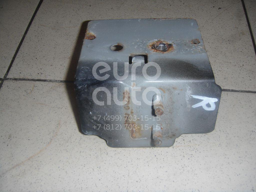 Кронштейн усилителя переднего бампера правый для Nissan Almera N16 2000-2006 - Фото №1