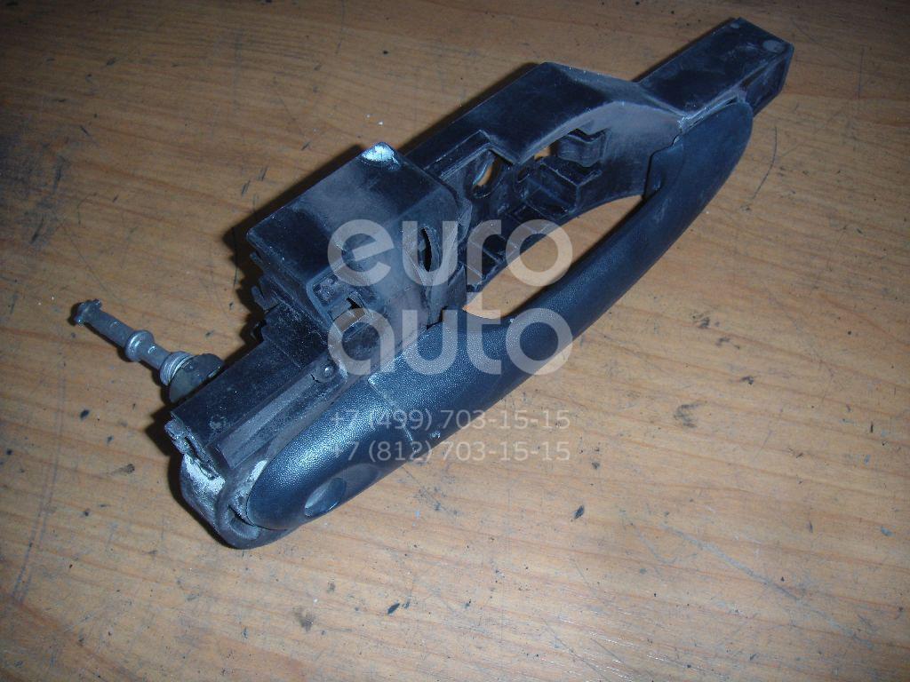 Ручка двери передней наружная левая для Renault Kangoo 2008> - Фото №1