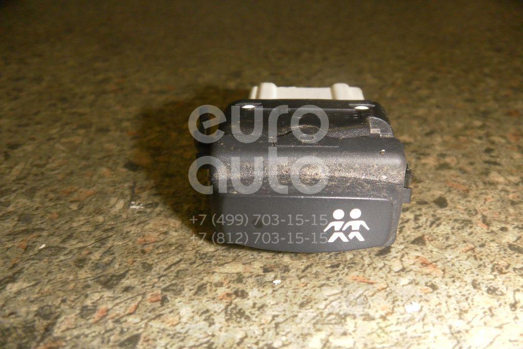 Кнопка многофункциональная для Renault Laguna II 2001-2008 - Фото №1