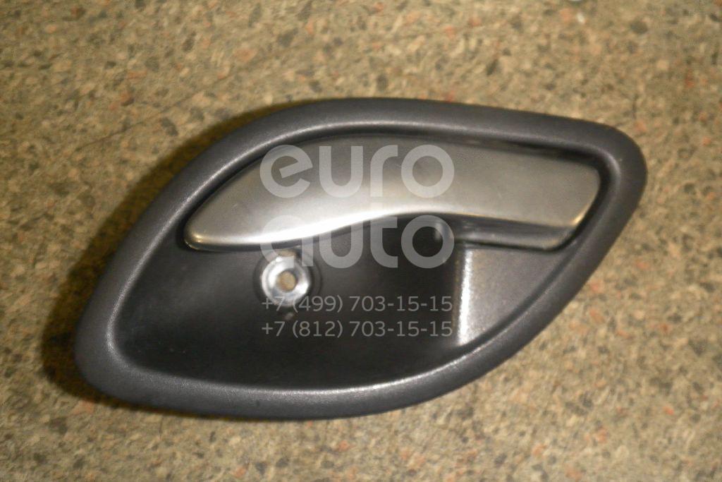Ручка двери внутренняя левая для Renault Laguna II 2001-2008;Espace IV 2002-2014 - Фото №1