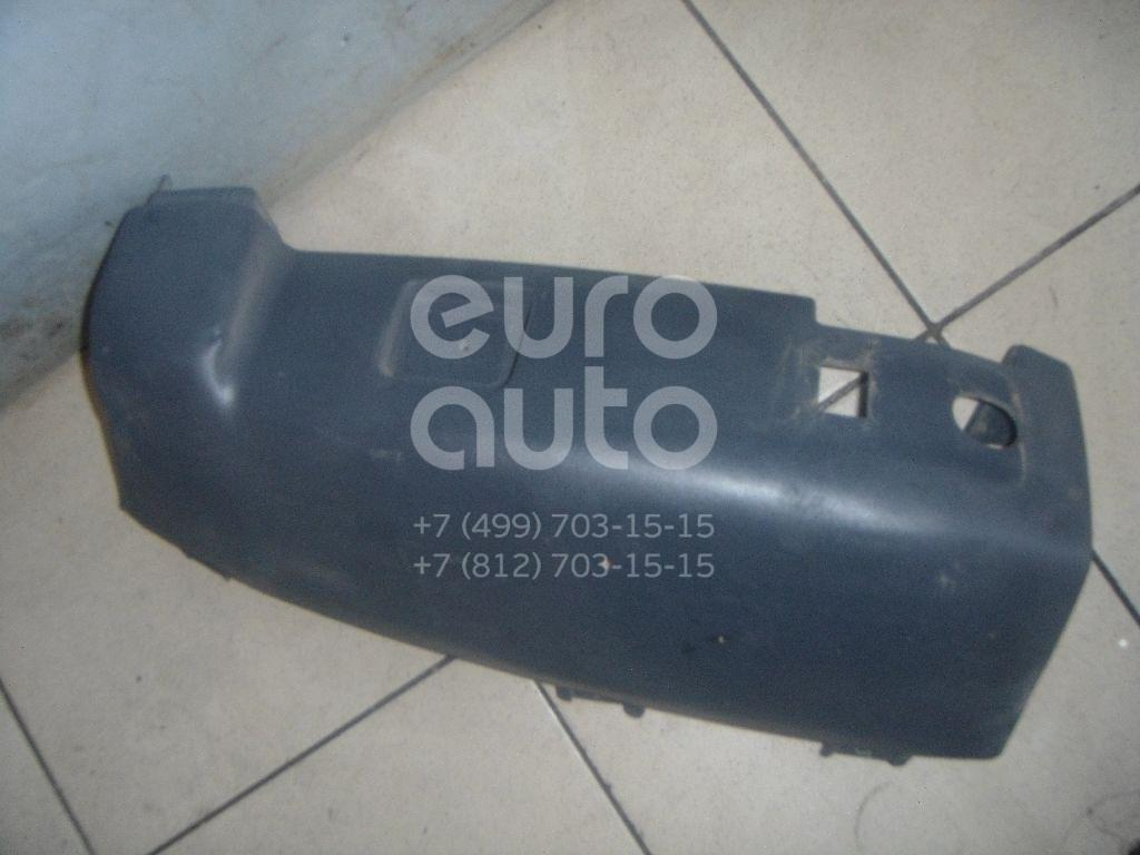 Накладка заднего бампера правая для Citroen,Peugeot,Fiat Jumper 2006>;Boxer 2006>;Ducato 250 (НЕ ЕЛАБУГА!!!) 2006> - Фото №1