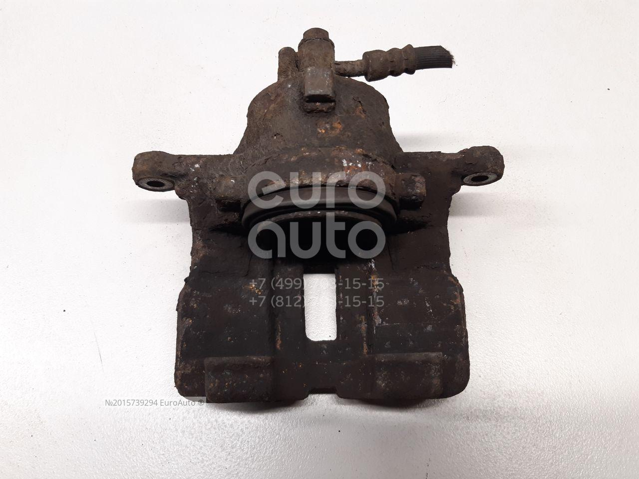 Суппорт передний правый для Nissan Almera N16 2000-2006;Primera WP11E 1998-2001;Primera P11E 1996-2002 - Фото №1