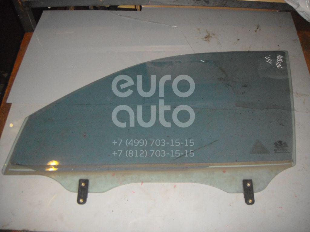Стекло двери передней левой для Hyundai Tucson 2004-2010 - Фото №1