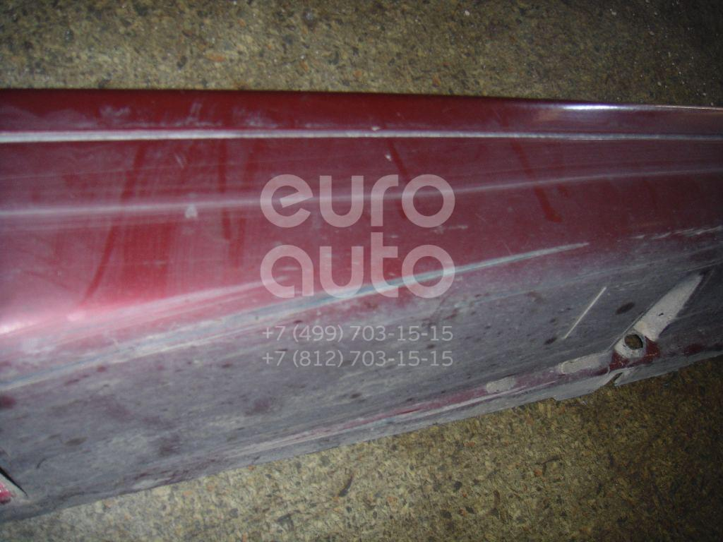 Накладка на порог (наружная) для Volvo 850 1994-1997 - Фото №1