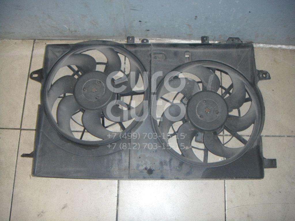 Вентилятор радиатора для SAAB 9-5 1997> - Фото №1