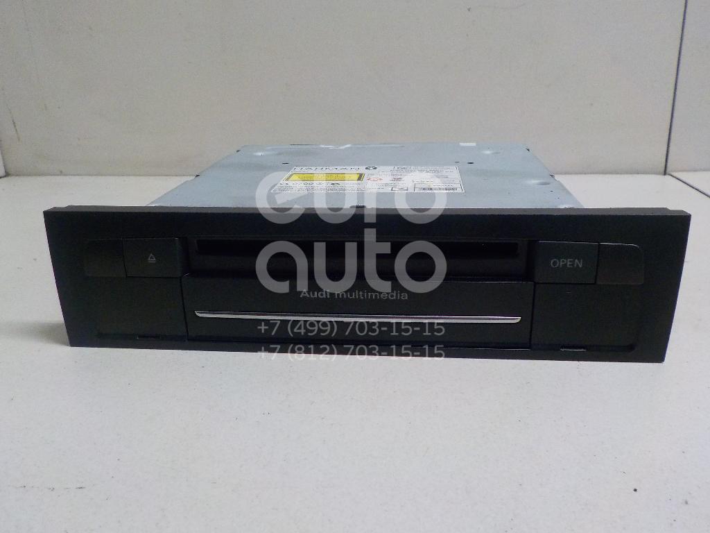 Купить Проигрыватель CD/DVD Audi Q7 [4L] 2005-2015; (4L2035666C)