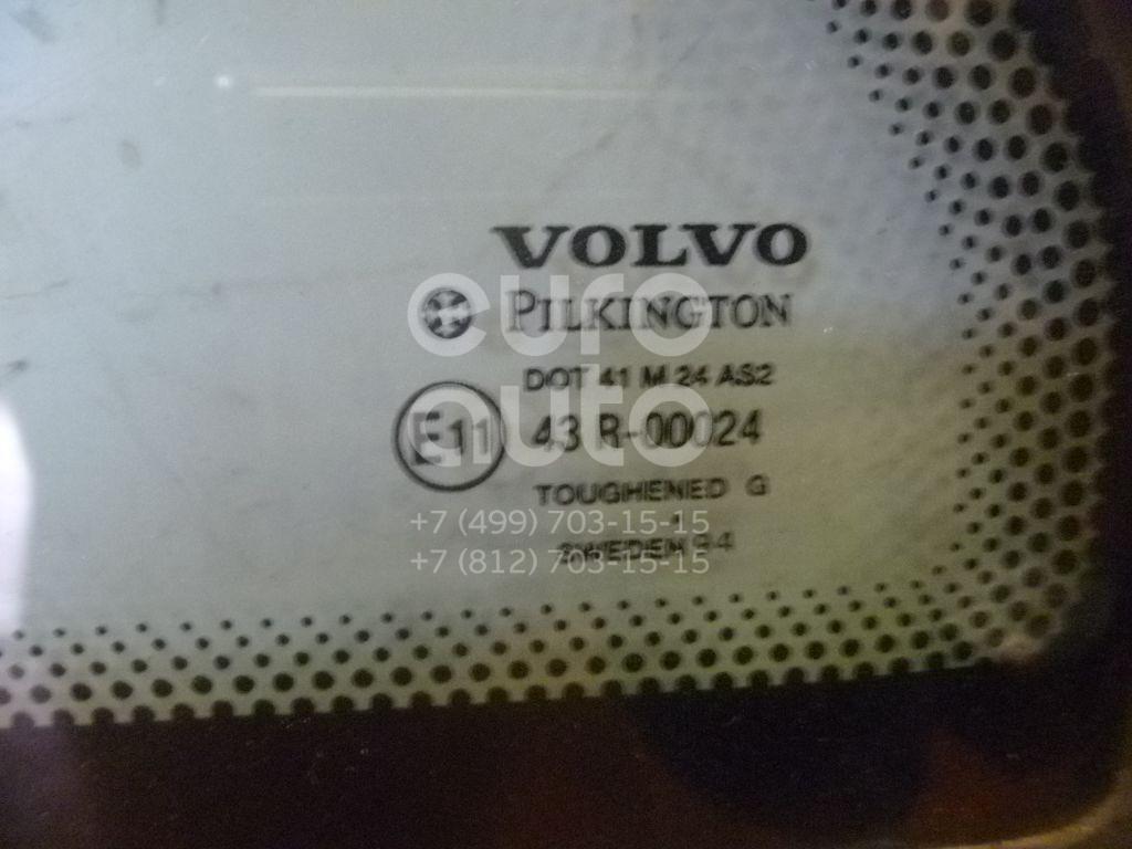 Стекло кузовное глухое левое для Volvo 850 1994-1997;850 1991-1993 - Фото №1