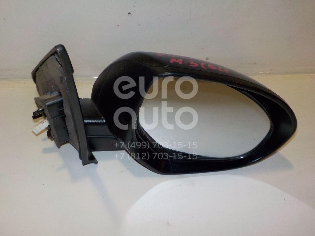 Зеркало правое электрическое для Mazda Mazda 3 (BL) 2009-2013 - Фото №1