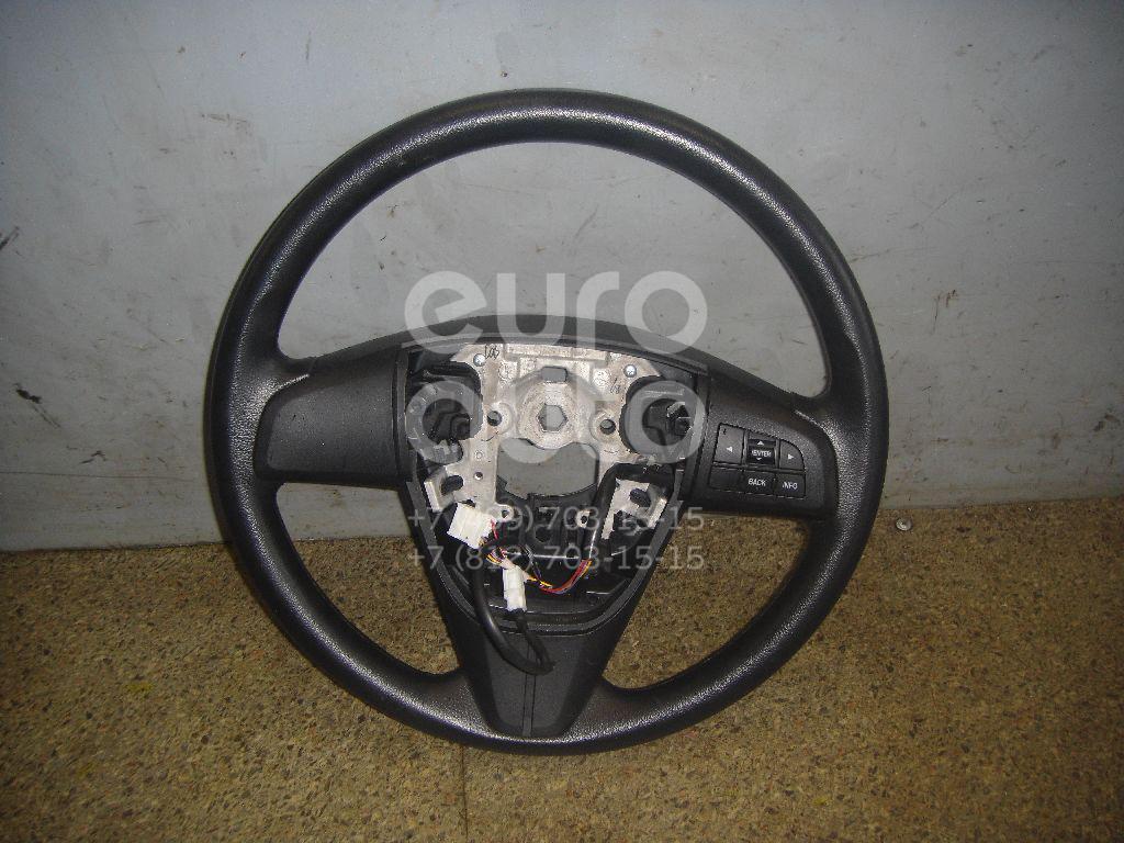 Рулевое колесо для AIR BAG (без AIR BAG) для Mazda Mazda 3 (BL) 2009-2013 - Фото №1