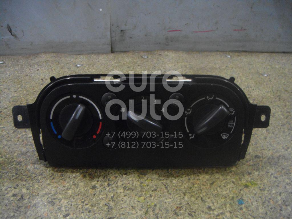 Блок управления отопителем для Suzuki SX4 2006-2013 - Фото №1