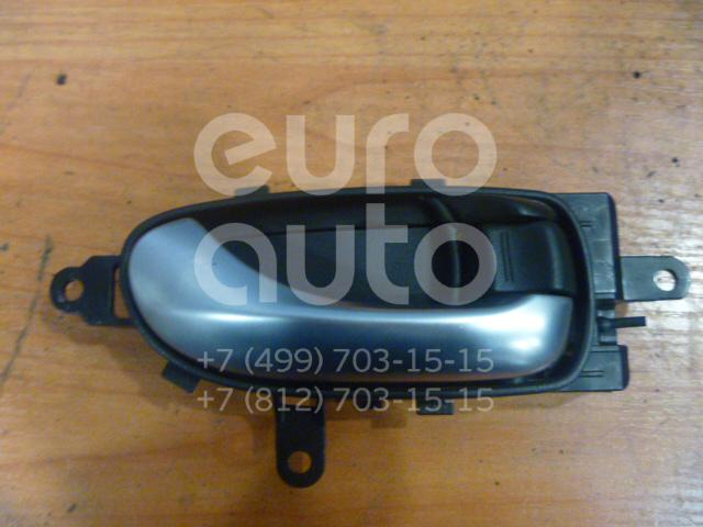 Ручка двери внутренняя правая для Nissan Teana J32 2008-2013 - Фото №1