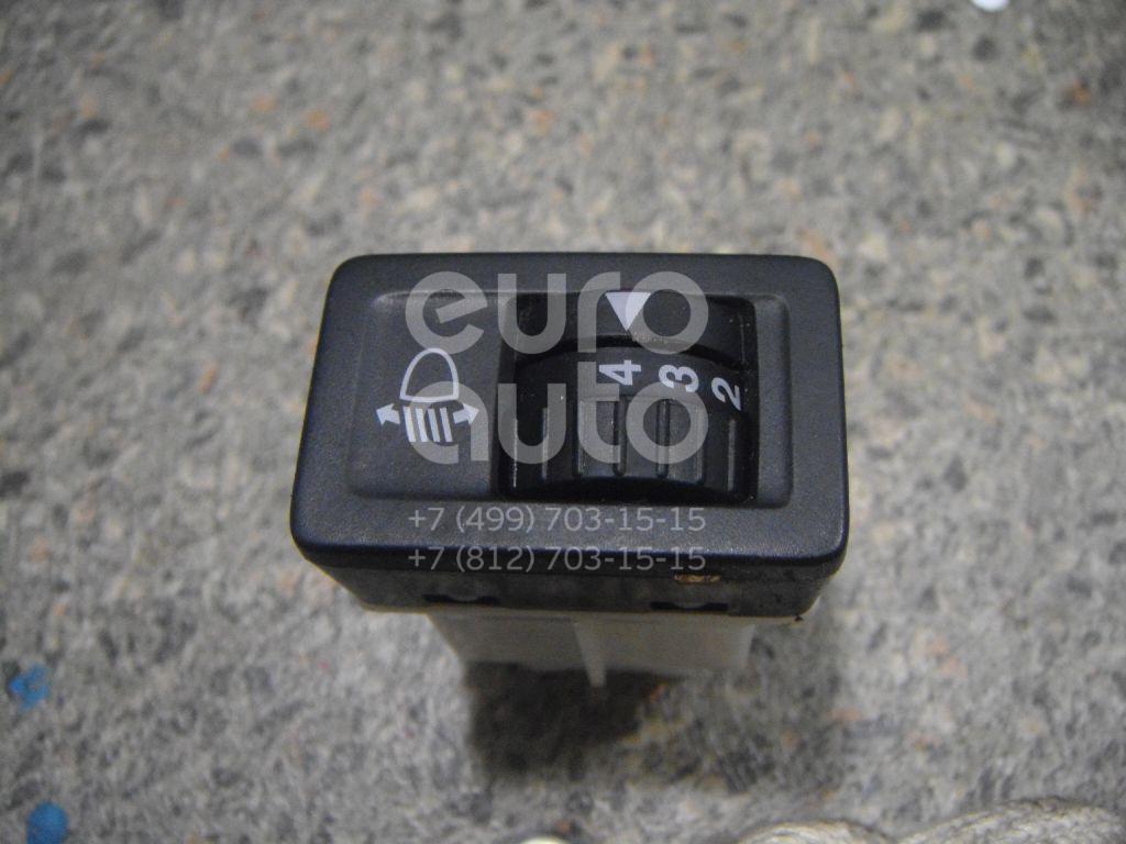 Кнопка корректора фар для Suzuki SX4 2006-2013;Swift 2004-2010;Splash 2008-2015 - Фото №1