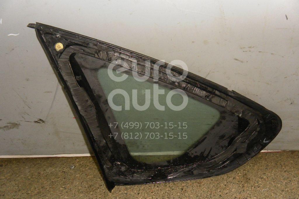 Стекло кузовное глухое правое для Nissan Teana J32 2008-2013 - Фото №1