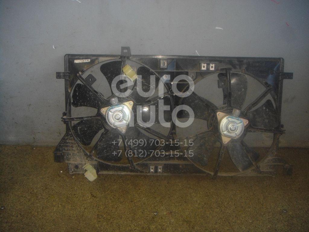 Вентилятор радиатора для Mazda Mazda 3 (BL) 2009-2013 - Фото №1