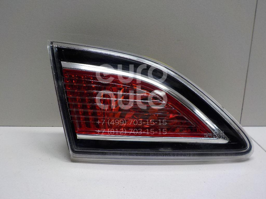 Фонарь задний внутренний левый для Mazda Mazda 3 (BL) 2009-2013 - Фото №1