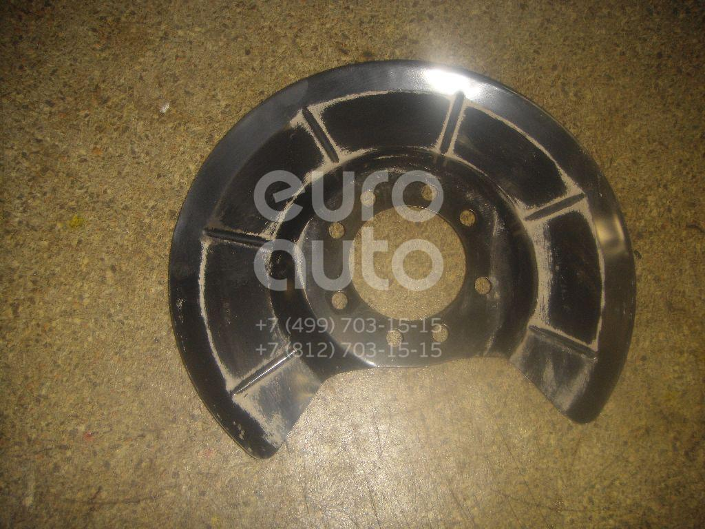 Пыльник тормозного диска для Mazda Mazda 3 (BL) 2009-2013 - Фото №1