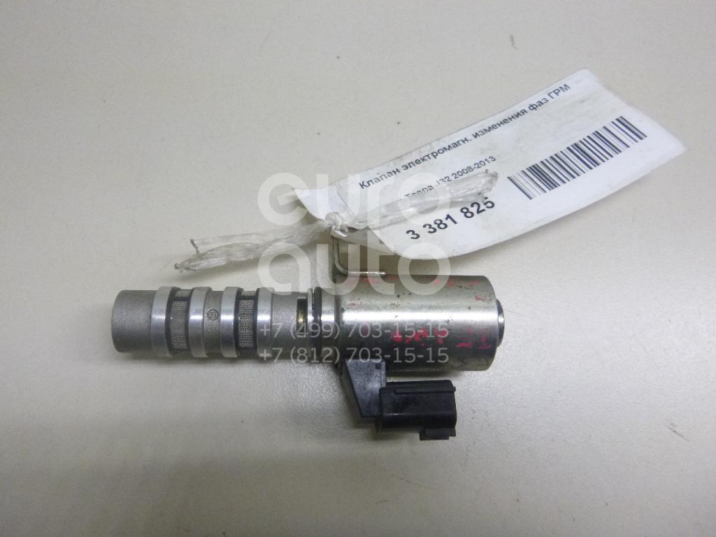 Клапан электромагн. изменения фаз ГРМ для Nissan Teana J32 2008-2013 - Фото №1