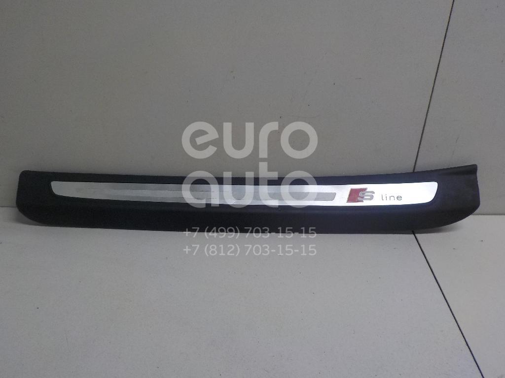 Купить Накладка порога (внутренняя) Audi Q7 [4L] 2005-2015; (4L0853373F01C)