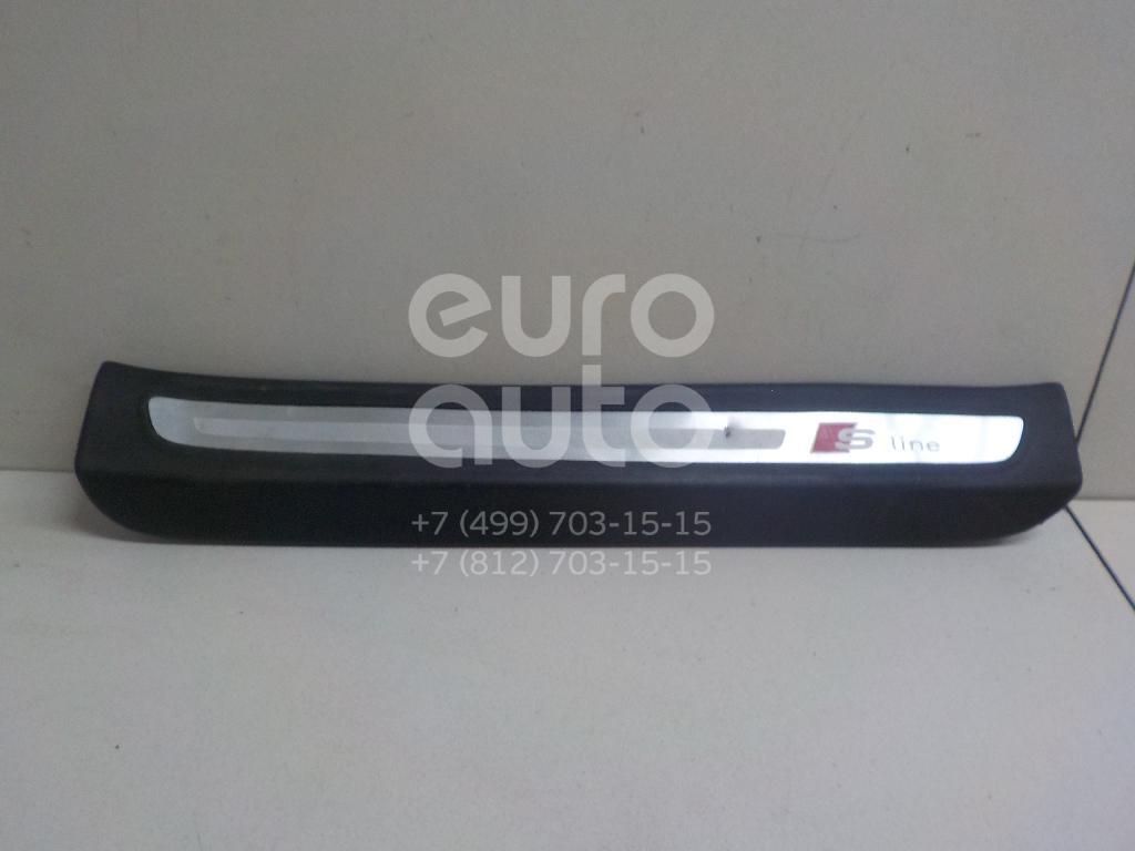 Купить Накладка порога (внутренняя) Audi Q7 [4L] 2005-2015; (4L0853375F01C)